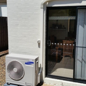 unit over doorway install